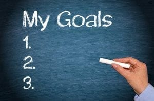 What are your Big Goals of 2018?