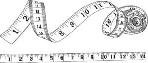 Tape Measure- How do you measure others, yourself & Success?